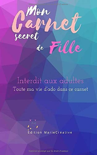 Carnet secret Filles