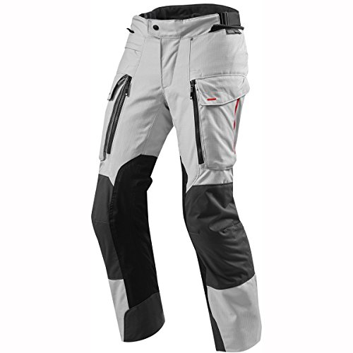 REV'IT SAND 3 Pantalones - M - Estándar, Plata