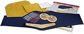 make your own wrestling belt