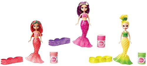 Disney Mattel France dvm97–Sirenita a Burbujas–Modelo Aleatorio