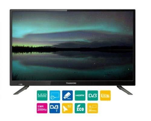 Changhong LED28D1500ST2 70 cm (Fernseher,200 Hz)