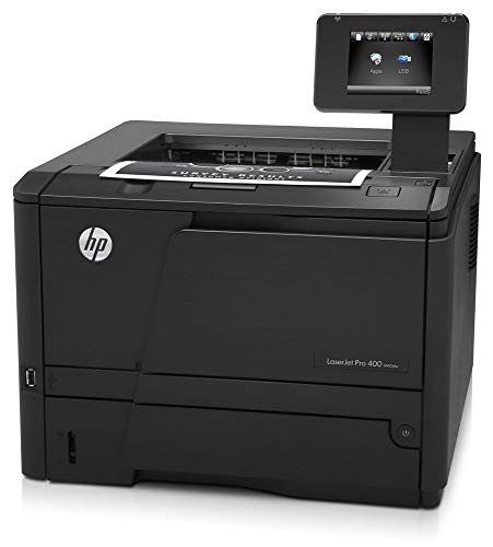 HP LaserJet Pro 400 M401DW M401 CF285A Printer with New 80A Toner and 90/Day Warranty(Renewed)