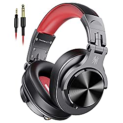OneOdio A71 Wired Over Ear Headphones - Best Headphones for Mixing