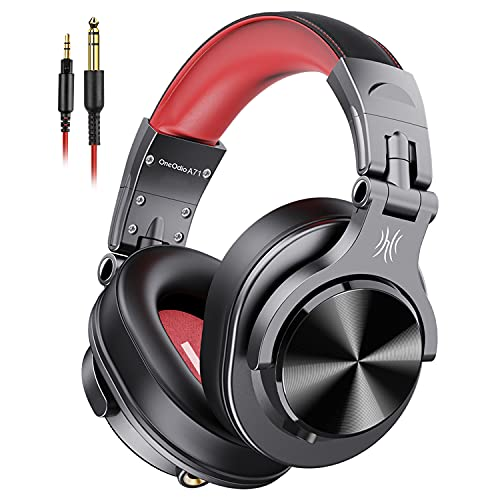 OneOdio A71 Wired Over Ear Headphones, Studio Headphones with SharePort, Professional...