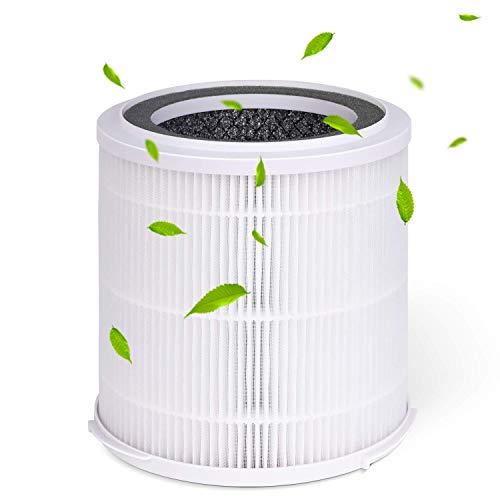 INTEY 3-in-1-Ersatzfilter für Luftreiniger
