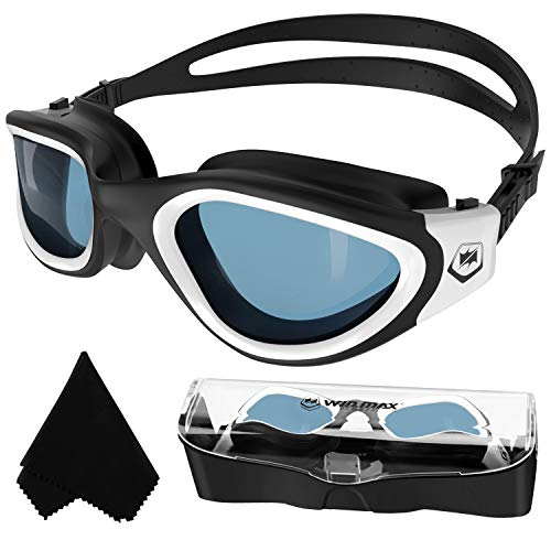 Polarized Swimming Goggles,Swim Goggles Anti Fog UV Protection No Leakage Clear Vision Easy to...