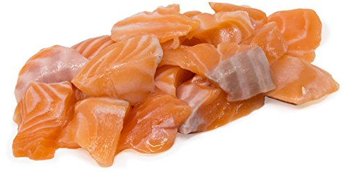 Serve by Hai Sia Seafood Salmon Chunks, 200g - Chilled