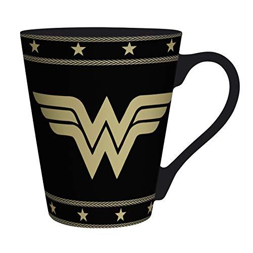 ABYstyle - DC Comics - Wonder Woman - Taza - 250 ml - Logo