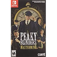 Peaky Blinders: Mastermind for Nintendo Switch by Curve Digital