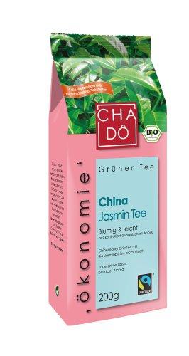 Cha-Do Ökonomie Jasmin Tee, 200 g