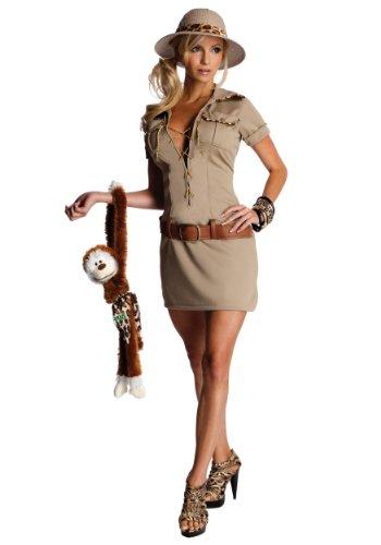 Jane Hunter Tarzan kostuum voor vrouw