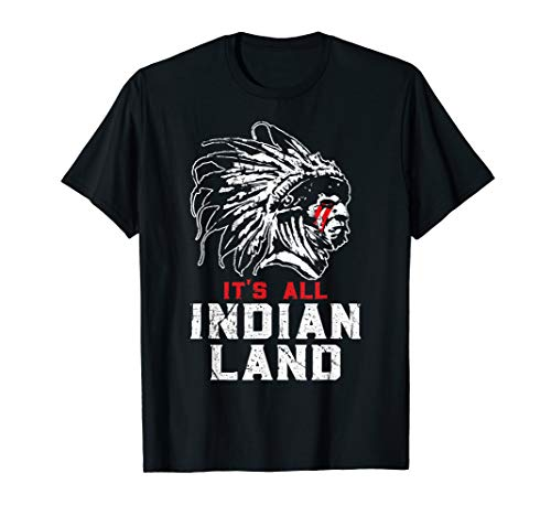 Native American All Indian Land T-Shirt