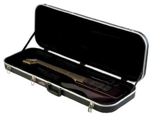 Cheap SKB Electric Guitar Rectangular Hardshell Standard latches Handle Black Friday & Cyber Monday 2019