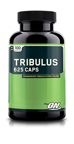 Optimum Nutrition Tribulus Capsules, 625 mg, Pack of 100
