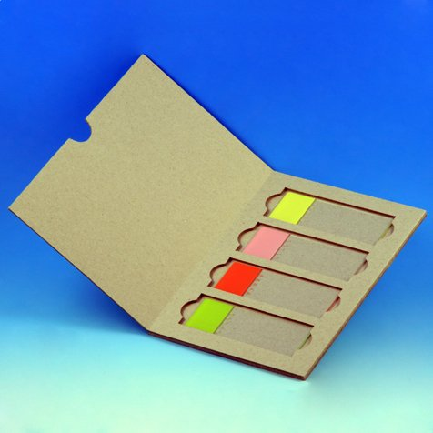 GLOBE SCIENTIFIC 513004 Slide Mailer for 4 Slides, Cardboard