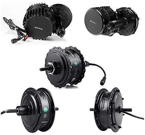 "BAFANG 36V/48V Ebike Motor Mid Drive BBS/BBSHD Motor dianteiro e traseiro cubo de roda motor elétrico motocicleta motor 250W 350W 500W 750W 1000W, Rear Wheel Hub Motor(Freewheel), 48V 500W(for26""rear wheel)"
