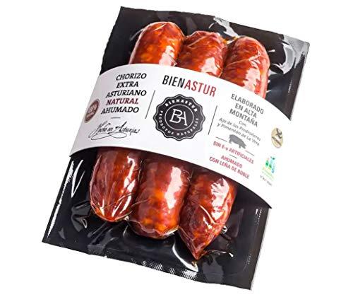 Chorizo Asturiano BienAstur (Extra Asturiano)