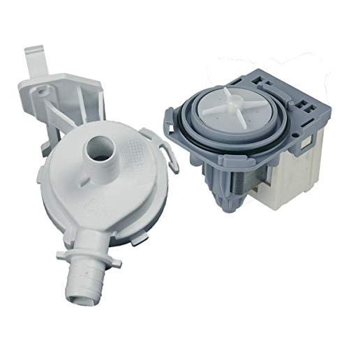 LUTH Premium Profi Parts Bomba de drenaje Kit de bomba para AEG Electrolux 405525055 4055250551 Lavadora