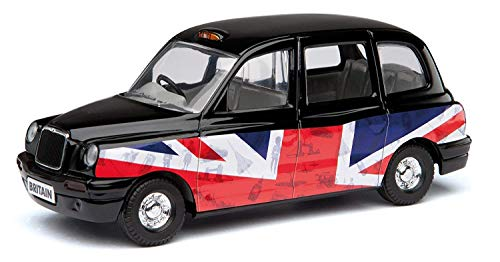 Corgi 1 : 36 Scale Best of British moulé sous Pression Modèle Taxi