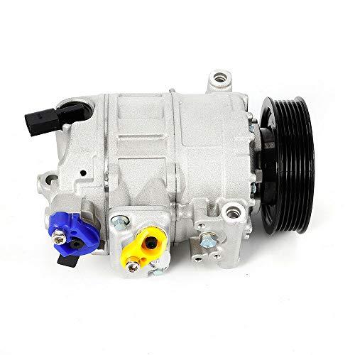 Klimakompressor Klimaanlage Motorkompressoren für VW Passat AUDI A3 8P SKODA Octavia 1.4 1.6 1.8 2.0 T FSI