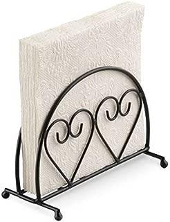 plegado Rama grande blanco Servilletero para servilletas de papel 33/x 33/cm