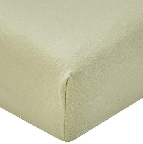 GarnierThiebaut 31978Koala Lenzuolo Cotone/Lyocell/Elastam Verde 200x 180cm