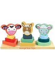 Orange Tree Toys Farm Zwierzęta