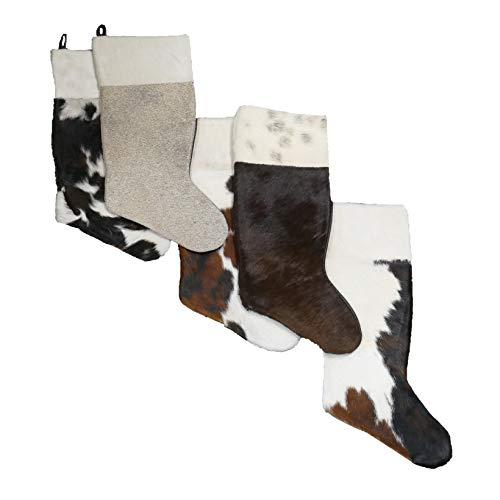 Glacier Wear Cowhide Christmas Stocking (1)