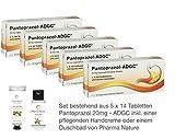Pantoprazol ADGC 20mg 5 x 14 Tabletten Sparset - inkl.