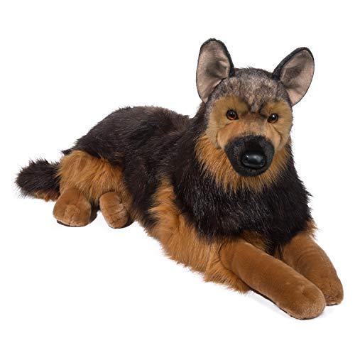 Douglas Major German Shepherd Dog Large Plush Stuffed Animal