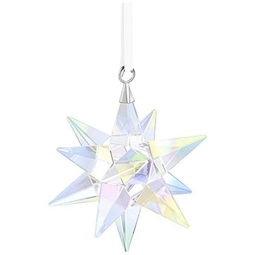 Swarovski Aurora Borealis Star 2017 Ornament