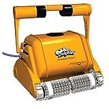 Dolphin-dynamic prox 2 canales-Robot eléctrico de piscina Profesional-Cepillo combinado, 25 m