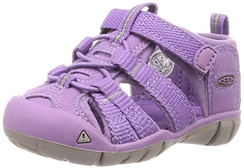 Sandales de marche KEEN Seacamp II CNX Junior - - Orchidée diffuse., 8 UK
