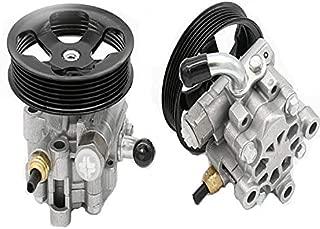 XWAUTO Power Steering Pump for 2004-2007 Toyota Corolla GL-i 1.8L, 44310-12540