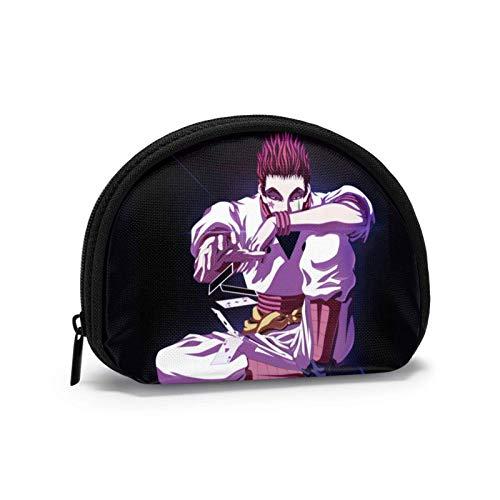 X Shell bolsa de almacenamiento para mujeres y niñas linda moda con cremallera monedero monedero bolsa de cambio multifunción bolsa organizador