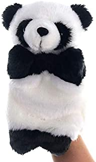 Astra Gourmet Panda Glove Puppet Animal Hand Puppet Role-Play Toy Puppets for Kids Plush Toys Storytelling Game Props (Shark)