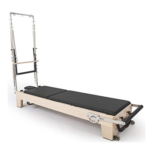 ELINA PILATES Elite Convertible Reformer with Tower