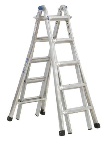 Werner MT-26 telescoping-ladders, 26 Feet
