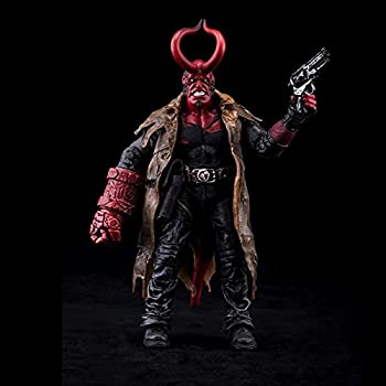 Hellboy Action Figure Standard 6 Inch Statue,Boxed