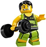 LEGO Weightlifter Minifigures Series 2