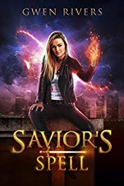 Savior's Spell: A fae and fur urban fantasy (Spellcaster Series Book 1)