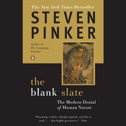 The Blank Slate audiobook cover art