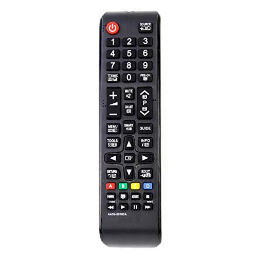 VINABTY AA59-00786A Fernbedienung für SAMSUNG LED-Fernseher ersetzen UE50F6470 UE55F6470 UE65F6470 UE75F6470 UE40F6470 UE32F6510 UE40F6510 UE55F6500 UE55F6640 UE55F6650 UE55F6750 UE40F6640 UE40F67