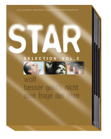 Columbia TriStar Star Selection Vol. 2 (Jack Nicholson-Box, 3 DVDs)
