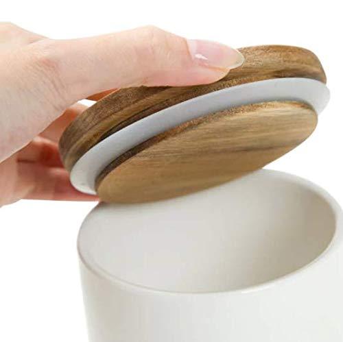磁器キャニスター600ml(COFFEE)保存容器NITORI人気