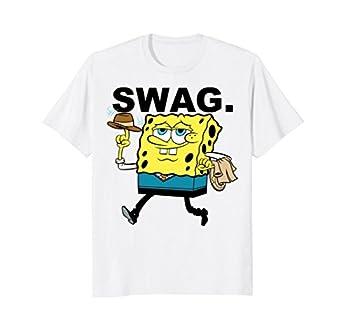 Spongebob SquarePants Swag T-Shirt