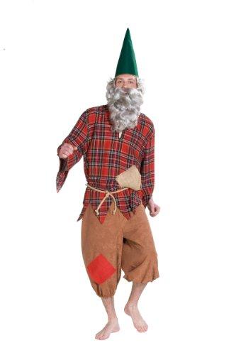 Rubie's 1 4215 54 - Zwerg Kostüm, Größe 54, 3-teilig