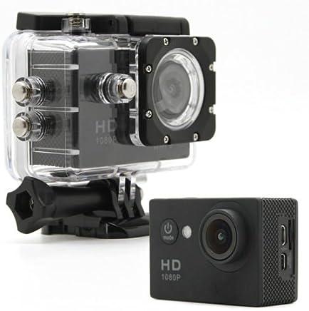 Câmera P Ação Sports Full Hd 1080p Zoom 4x 60 Fps TJ-4000 Hdmi Prova Agua Mergulho 30 metros Moto Carro Original