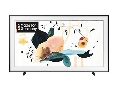 Samsung QLED 4K The Frame 125 cm (50 Zoll) (Art Mode, QLED-Technologie, Active Voice Amplifier) [Modelljahr 2020]