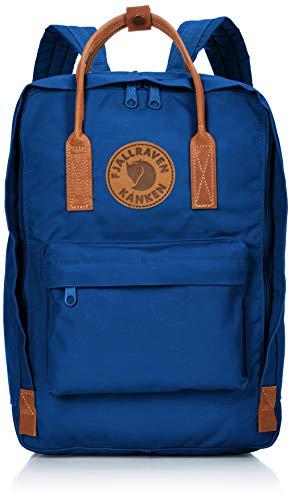 """[フェールラーベン] G-1000素材使用 Kanken No. 2 Laptop 15"""" 容量:18L 23569 Amazon公式 正規品 リュック Deep Blue One Size"""